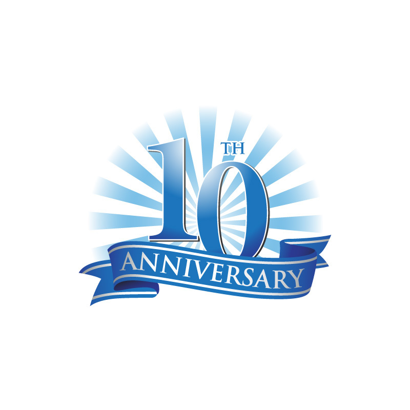 You Are Invited to Our 10th Anniversary Celebration!