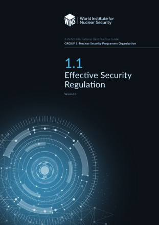 1.1 Effective Security Regulation