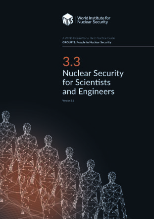 3.3 Nuclear Security for Scientists and Engineers