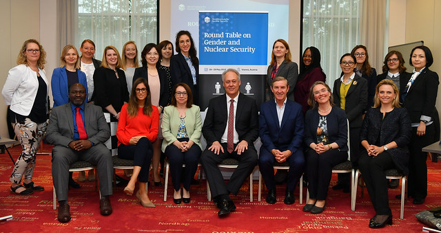 WINS Holds Round Table on Gender and Nuclear Security