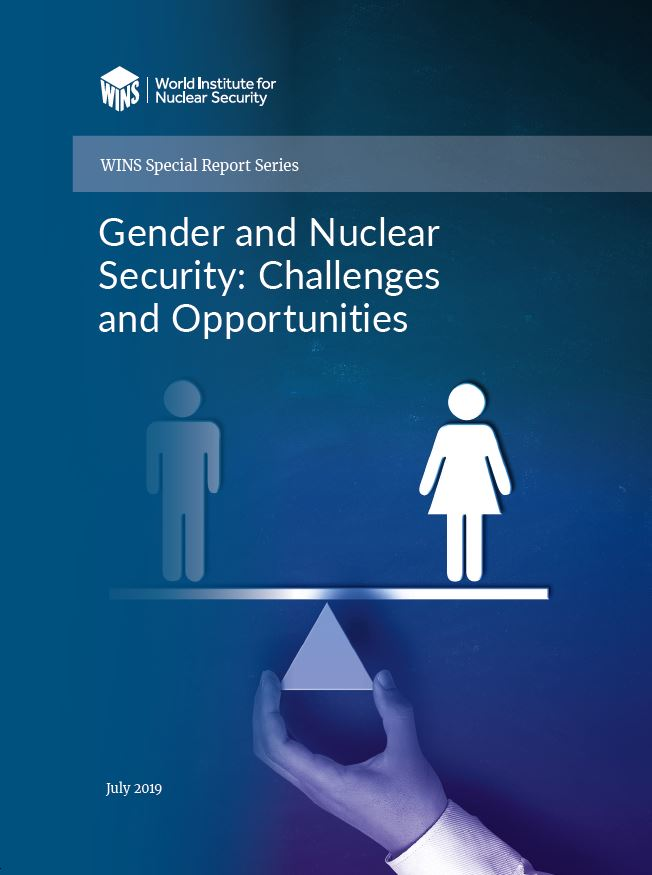WINS Publishes Special Report on Gender and Nuclear Security