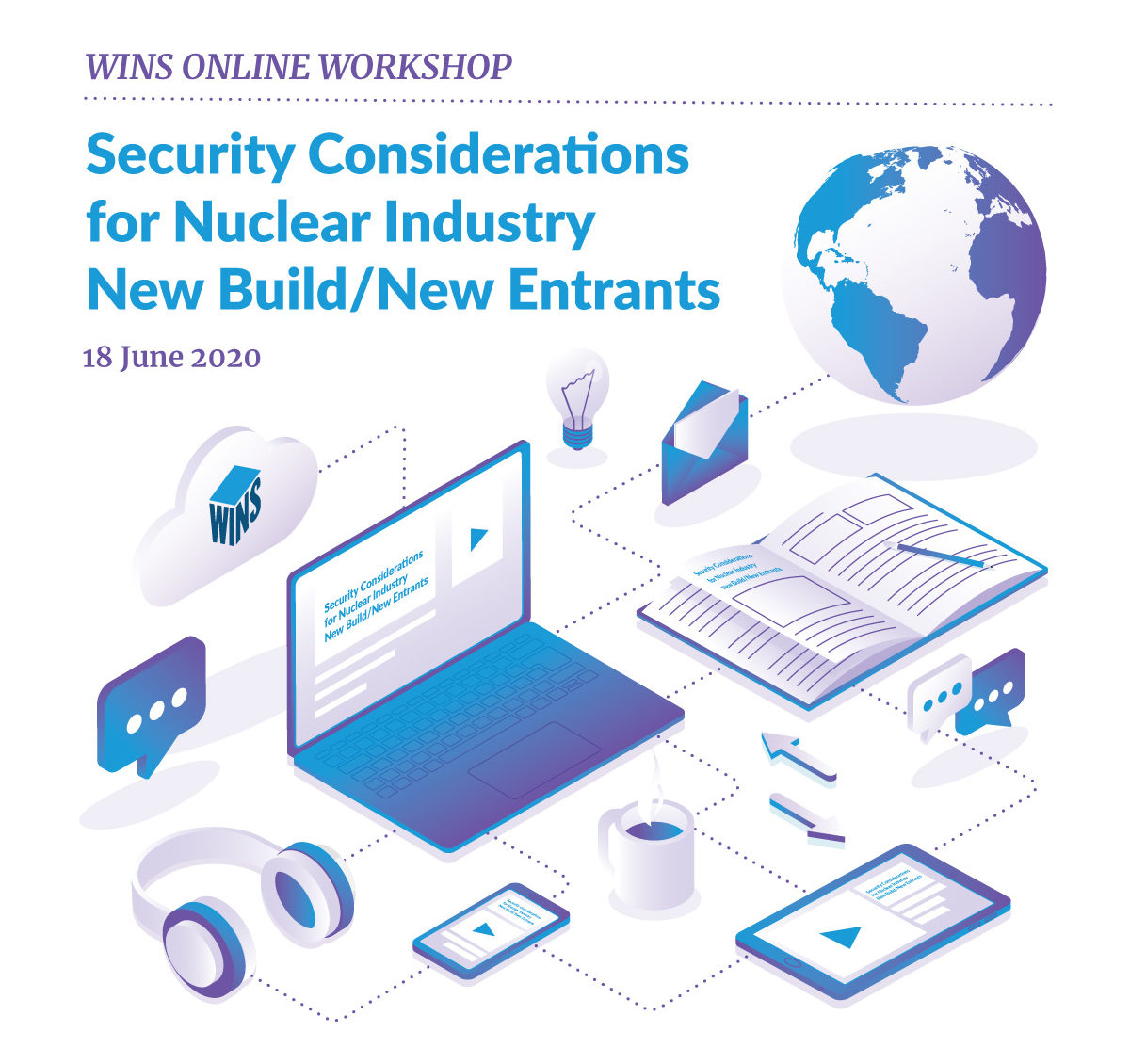 Online Workshop on Security Considerations for Nuclear Industry New Build/New Entrants