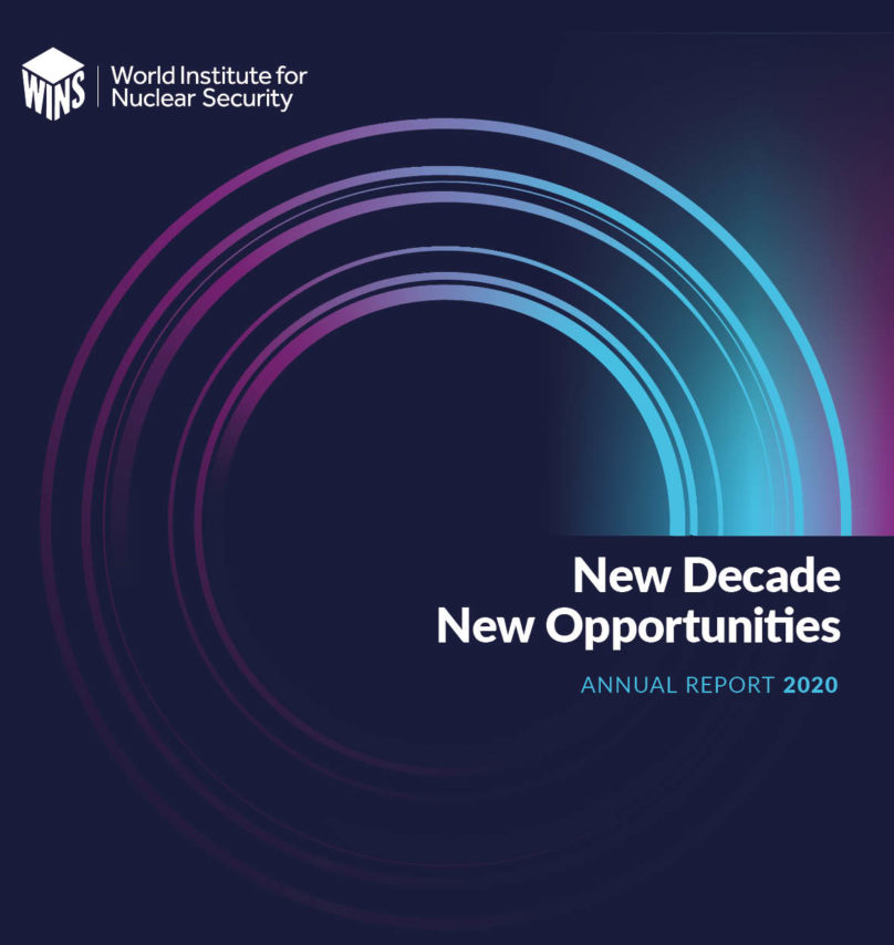 WINS publishes 2020 Annual Report
