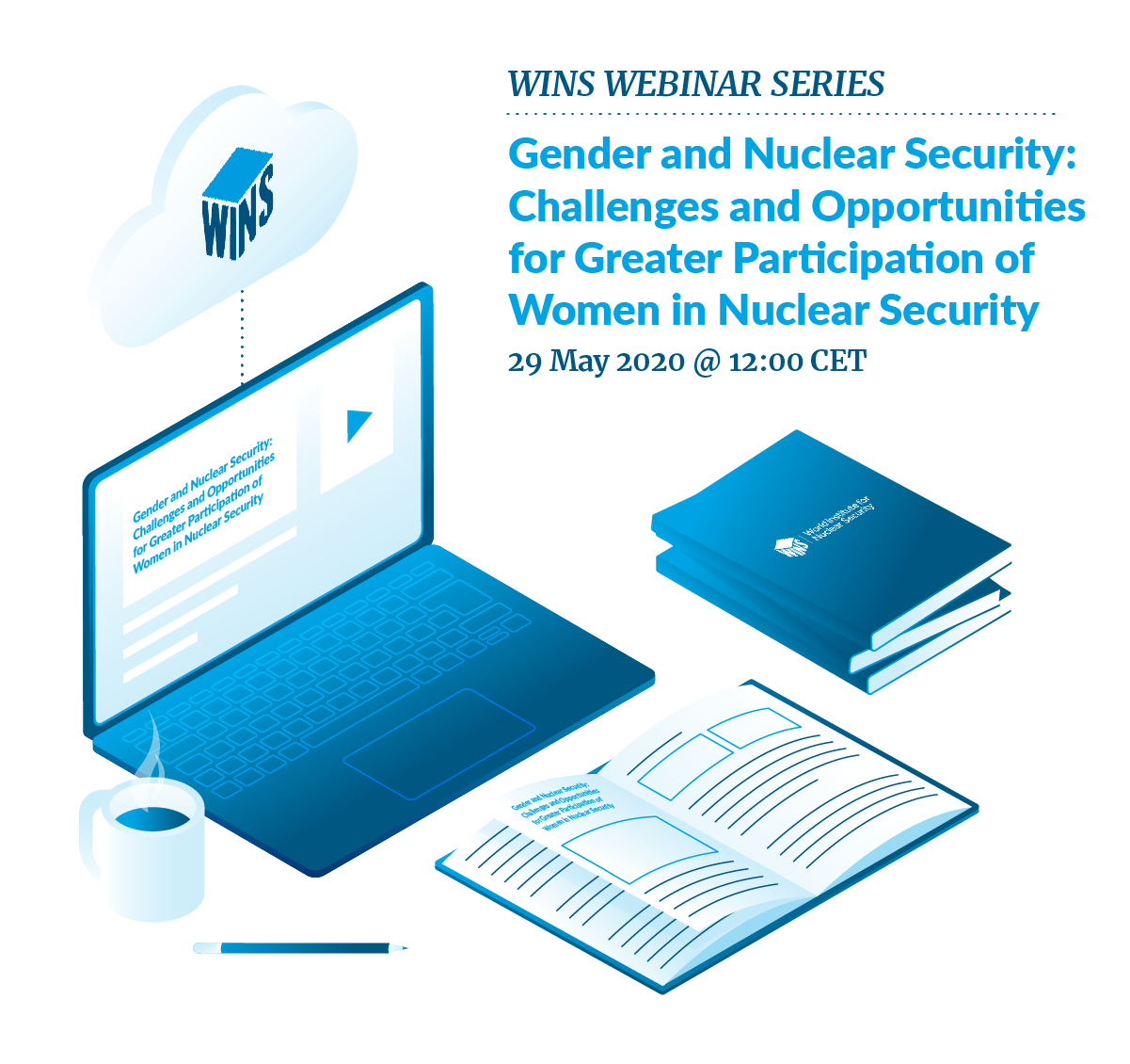 Webinar on Gender and Nuclear Security: Challenges and Opportunities for Greater Participation of Women in Nuclear Security