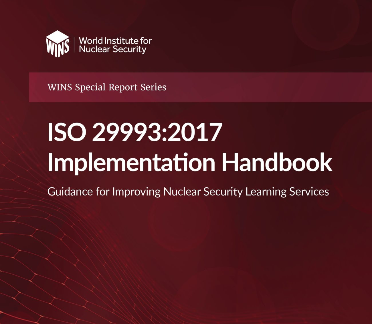 WINS publishes ISO 29993:2017 Implementation Handbook