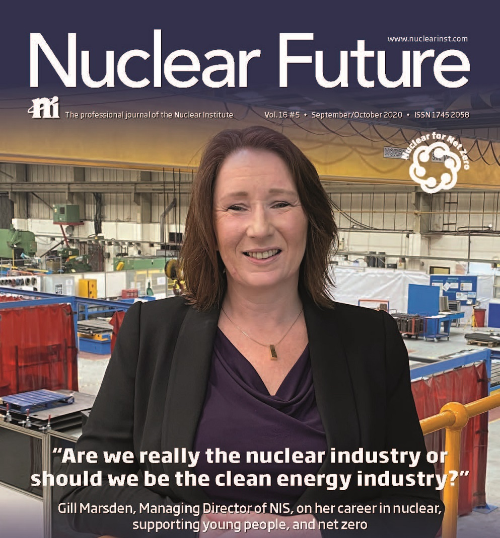 WINS Leaders Publish Cybersecurity Article in Nuclear Future