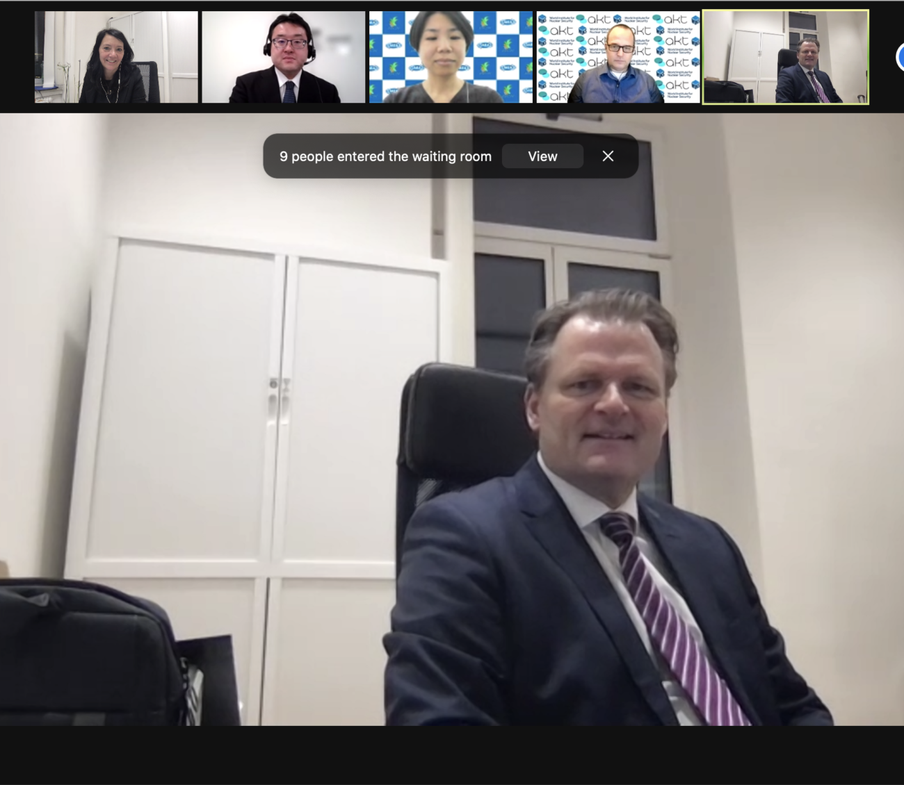 WINS and ISCN/JAEA Hosted Innovative Online Workshop on Supply Chain Risk in Nuclear Security