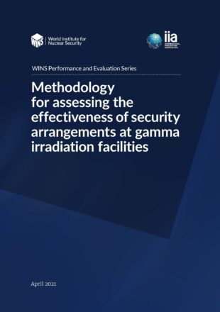 Methodology for Assessing the Effectiveness of Security Arrangements at Gamma Irradiation Facilities